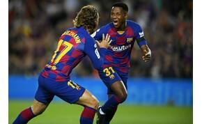 Lehet, hogy egy hónapra csodatinije nélkül marad a Barcelona