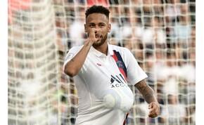 Ilyen festményt, ilyen módon még biztosan nem készítettek Neymarról – videó