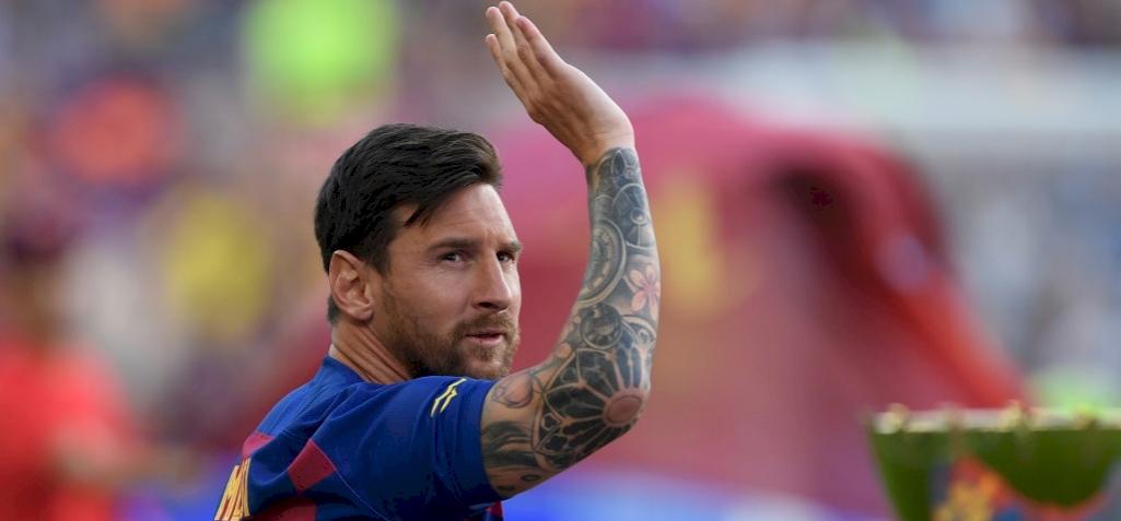 Messi napra pontosan 19 éve érkezett meg Barcelonába