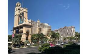 Zsolt utazása: a fény, a pompa, a csillogás és a pazarlás városa, ez Las Vegas – galéria