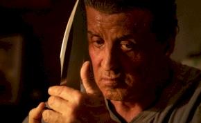 Utoljára odapakol a Rambo V kivégzős előzetese