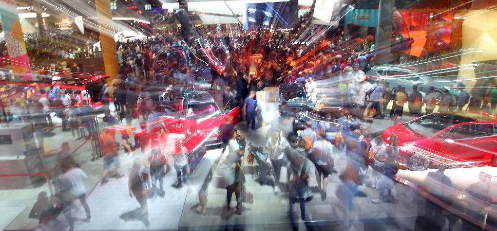 Bemutatjuk a Frankfurti Autószalon újdonságait – galéria