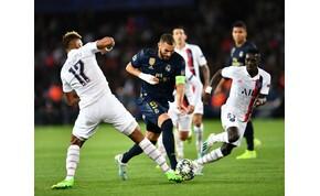 A Real Madriddal 16 éve nem történt ilyen a Bajnokok Ligájában
