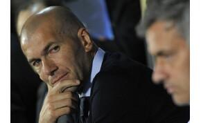 Zidane alatt inog a pad, ők lehetnek az utódai
