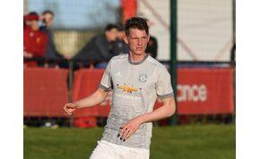 Rákkezelése után visszatért a pályára a United játékosa