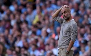 Átlagban majd tizenkét percenként rúgott gólt a Manchester City – videó