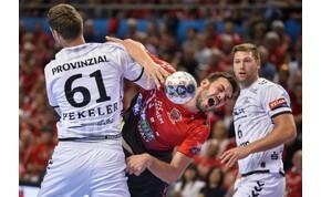 Nagy pofonban futott bele a történelmi csapattal kiálló Telekom Veszprém