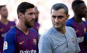 Messi elzavarná a Barca edzőjét, ki is jelölte utódját