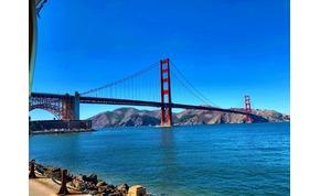 """Zsolt utazása: a """"Niebaum Coppola"""" és San Francisco, az USA egyik legdrágább városa – galéria"""