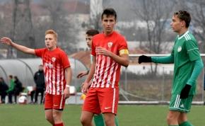 A DVTK fiatal focistája autóbalesetet szenvedett