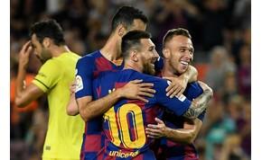 Ansu Fati varázsolt, szűkösen nyert a Barcelona