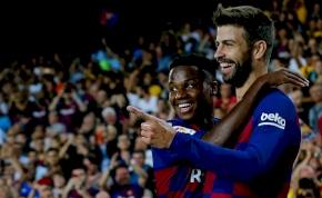 Piqué elmondta, hogy mi a Barca gyengélkedésének oka