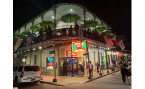 Zsolt utazása: Amerika top 10-es étterme az éjjel is pezsgő New Orleans-ban – galéria