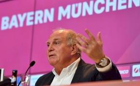 A Bayern elnöke megfenyegette a német válogatott vezetőit