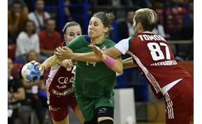 Gyatra első félidő után hengerelt a magyar női kézilabda-válogatott