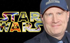 Kevin Feige Star Wars-filmet fog készíteni