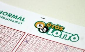 Több mint 3,7 milliót ér négy szám az ötös lottón