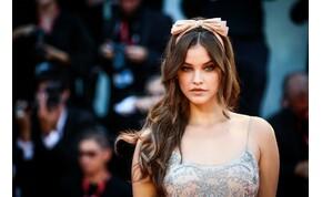 Palvin Barbara a Victoria's Secret új fehérneműiben tündököl – galéria