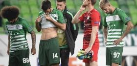 A Ferencvárosnak esélye sem volt a bolgár bajnok ellen