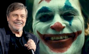 Mark Hamill odáig van Joaquin Phoenix Jokeréért