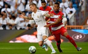 Hat gól: a Real Madrid nagyágyúi szállították a gólokat – videó