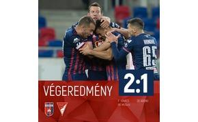 Hiába harcolt nagyot a Debrecen, pont nélkül mehet haza Fehérvárról – gólösszefoglaló