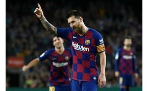 Kegyetlen üzemmódba kapcsolt a Barcelona
