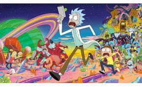 Megérkezett a Rick és Morty 4. évadának az előzetese