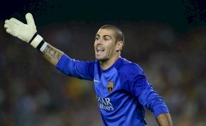A Barcelona alig három hónap után kirúgta Victor Valdest