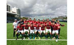 Edzőmeccs lett a nyolcaddöntőből, 22 gólt rúgott a minifoci válogatott Kolumbiának