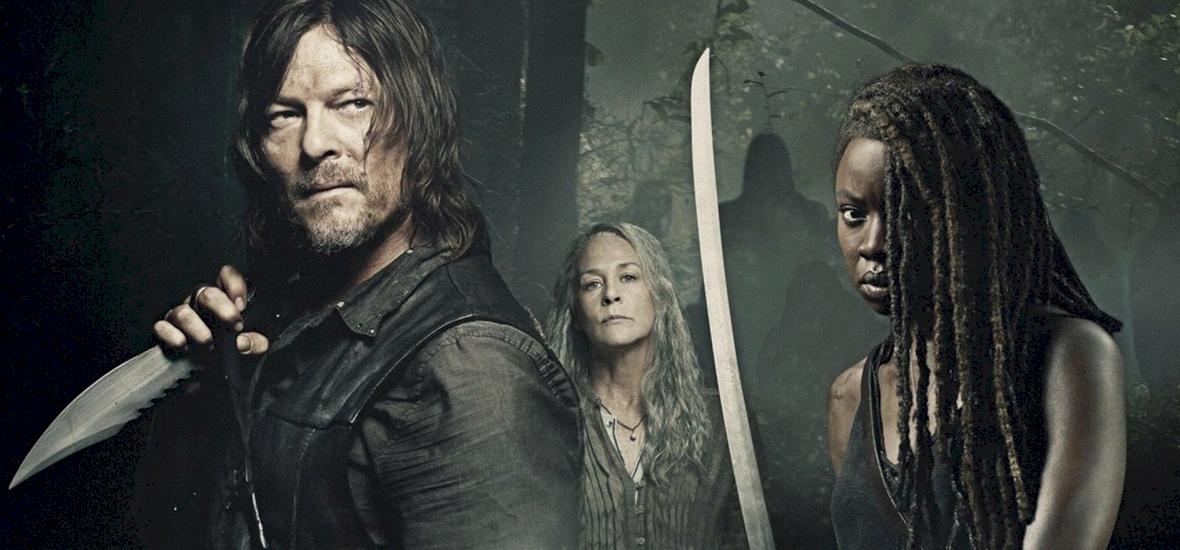 Még 11. évada is lesz a The Walking Deadnek