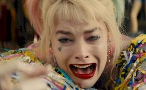 A csajok lesznek a csúcson a Harley Quinn filmben