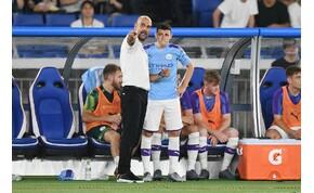 Guardiola elárulta, hogy ki lesz a Manchester City következő varázslója