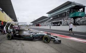 Bekavar a tájfun a Formula-1-be