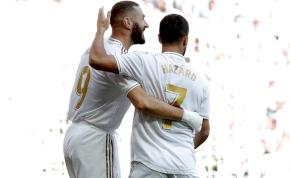 """""""Hazard nem az, aki helyettesítheti Ronaldót a Realnál"""""""