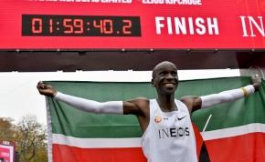 Maraton: az első ember, aki véghezvitte a lehetetlent – videó
