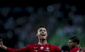 Stadiont nevezhetnek el Cristiano Ronaldóról Portugáliában