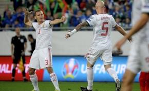 Magyarország-Azerbajdzsán: egy gól, egy szívinfarktus