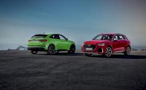 Itt az új, pokolian gyors Audi RS Q3 – galéria