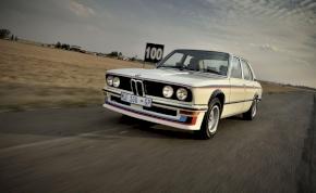 Helyreállították az első M-es BMW-t – galéria