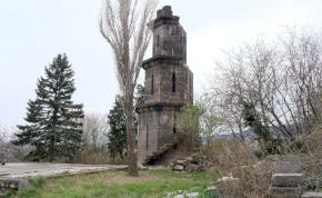 Titokzatos vallási ceremóniák színhelye volt a budapesti Pogány-torony – videó