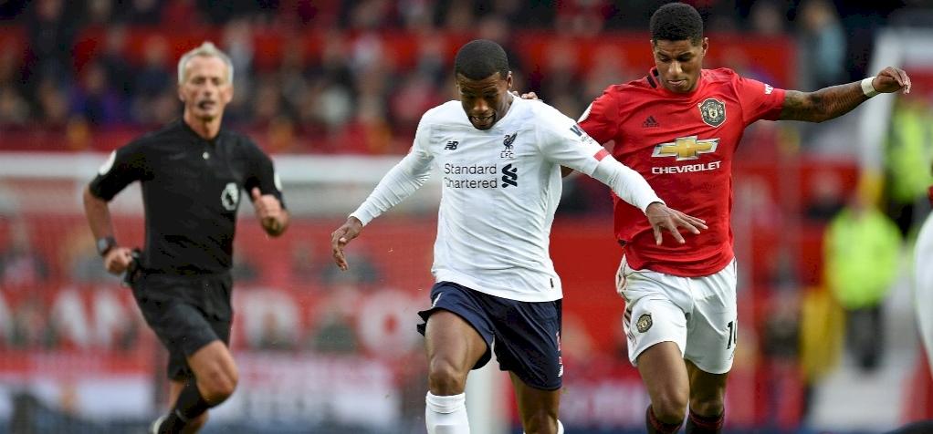 Közel állt ahhoz a Manchester United, hogy legyőzze a Liverpoolt – videó