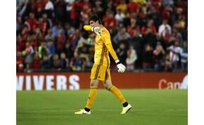 Courtois több gólt kapott, mint ahányszor védett