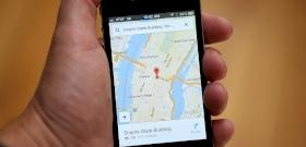 iOS-t használsz? Akkor érdemes frissíteni a Google Térképet