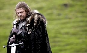 Focilabda lett Ned Stark fejéből