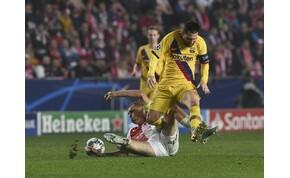 Nagy meccs, Messi-rekord, és soványka Barcelona-győzelem Csehországban