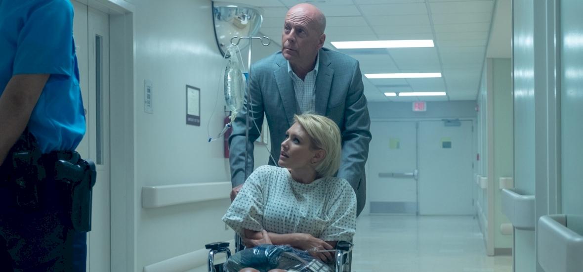 Bruce Willis kórházba megy: Trauma center előzetes