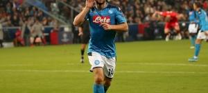 Mertens már több gólt rúgott a Napoliban, mint Maradona