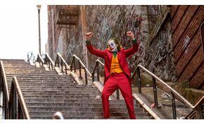Turistalátványosság lett a Joker lépcsőjéből