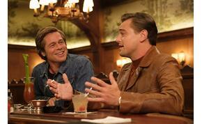DiCaprio és Pitt is kaphat Oscart a Volt egyszer egy… Hollywoodért